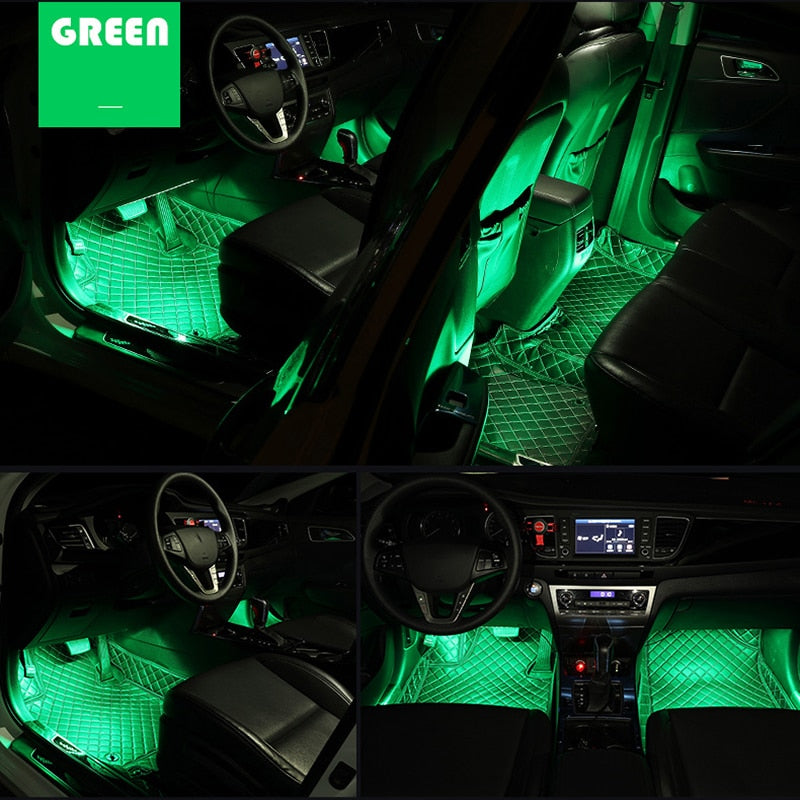 CAR INTERIOR LED LIGHTS - MYPOPDEALS