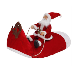 CHRISTMAS SANTA COSTUMES - MYPOPDEALS
