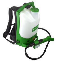 Load image into Gallery viewer, Cordless Electrostatic Backpack Sprayer