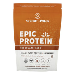 Chocolate Maca Epic Protein Powder