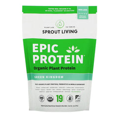Green Kingdom Epic Protein Powder