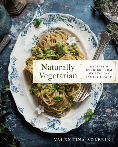 NATURALLY VEGETARIAN COOKBOOK