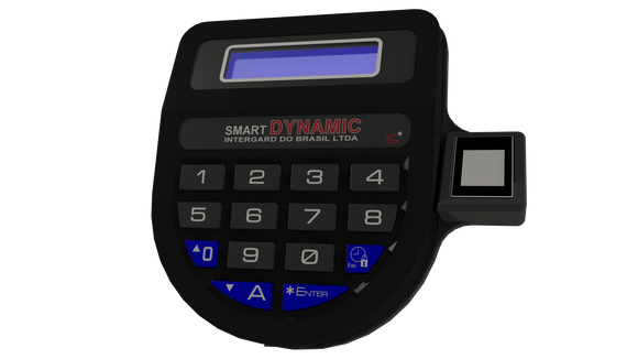 Dynamic IP Bio - Safe Lock