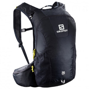 SALOMON Trail 20-zaino-running-trail-accessori-uomo-donna-comodo-nero