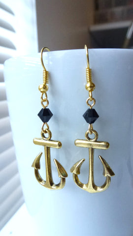 Anchors Away Earrings