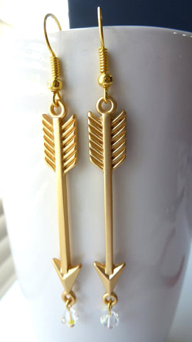 Arrow Earrings