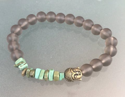 From The Earth - Buddha Gemstone stacker