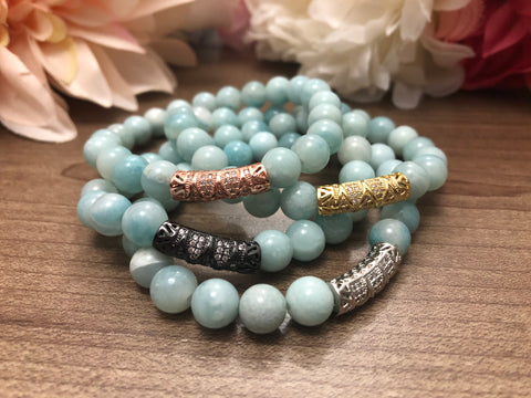 Bella Bracelet - multiple colour options