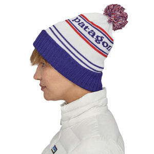 Powder beanie white