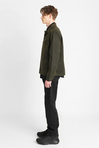 Brixtol Will Wax jacket Olive