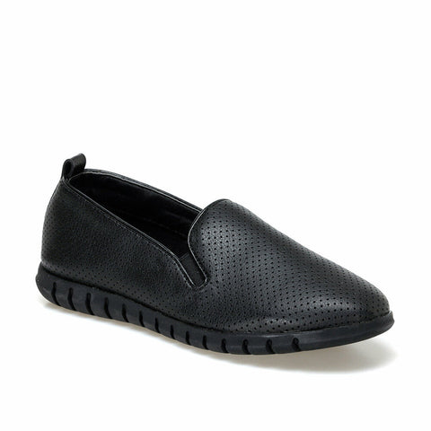 Women's Black Comfort Shoes