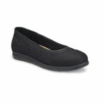 Women's Black Basic Comfort Shoes