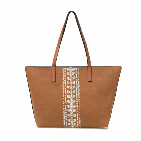 Women's Brown Shoulder Bag