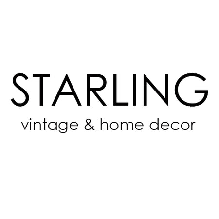 STARLING Vintage & Home Decor