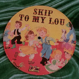 Toy Toon Record collection of 5