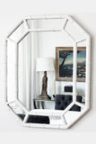 Bamboo Hollywood Regency Mirror