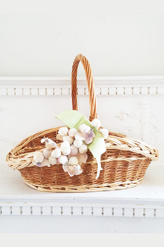 Grosgrain Basket