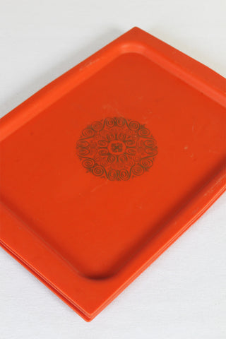 Sun Medallion Tray