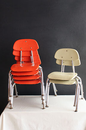 Parker Stackable Children's Chairs