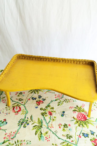Marigold Breakfast Tray