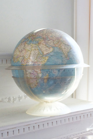 National Geographic Globe and Stand