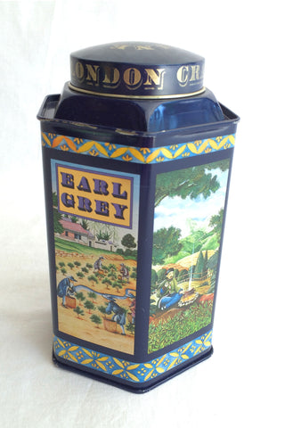 Evelyn Tea Tin