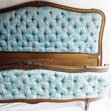 Queen Sydney Tufted Bed
