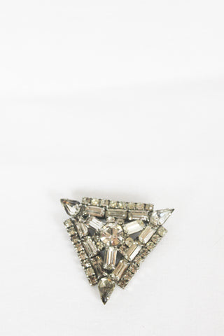 Rush & Bellevue Brooch
