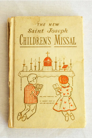 The New St. James Children's Missal