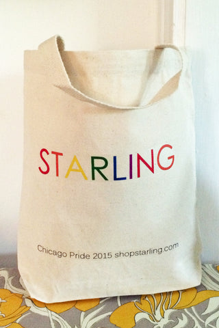 Starling Pride Shopper