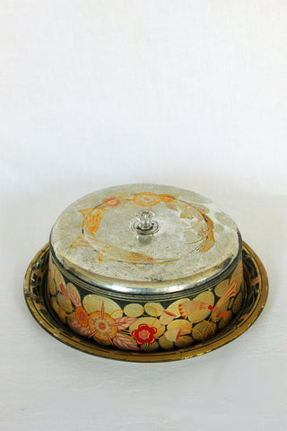 Art Deco Cake Carrier