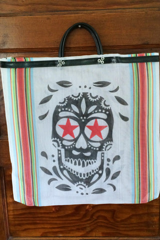 Calavera Reusable Shopper