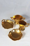 Gold Pickard Serving Set 4 pc.