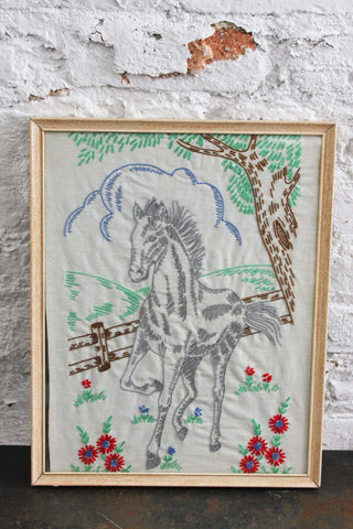 Equestrian Embroidery
