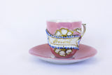 Present Cup with Saucer