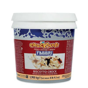CROCKOLOSO BISCOTTO CROCK - 3.9 KG Bucket