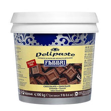 Load image into Gallery viewer, DELIPASTE CHOCOLATE - 4.1 KG Bucket