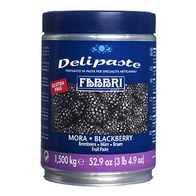 DELIPASTE BLACKBERRY EU - 1.5 KG Tin