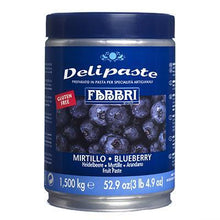 Load image into Gallery viewer, DELIPASTE BLUEBERRY - 1.5 KG Tin