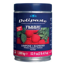 Load image into Gallery viewer, DELIPASTE RASPBERRY - 1.5 KG Tin