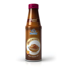 Load image into Gallery viewer, GOURMET SAUCE DULCE DE LECHE-S - 0.95 KG Bottle