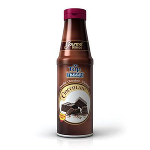 GOURMET SAUCE CHOCOLATE-S - 0.95 KG Bottle