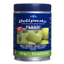 Load image into Gallery viewer, DELIPASTE GREEN APPLE EU - tins 1,500kg