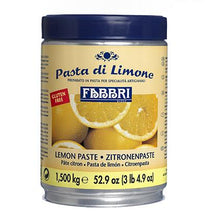 Load image into Gallery viewer, LEMON PASTE - tins 1,500 kg