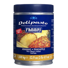 Load image into Gallery viewer, DELIPASTE PINEAPPLE EU - tins 1,500kg
