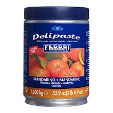 Load image into Gallery viewer, DELIPASTE MANDARIN EU - TINS 1.5 KG
