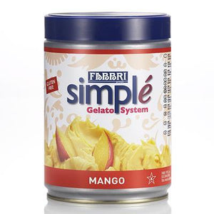 SIMPLE MANGO - Tin 1.50 KG