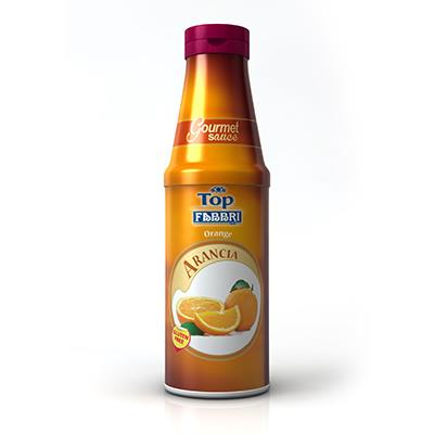 GOURMET SAUCE ORANGE  - 0.95 KG Bottle