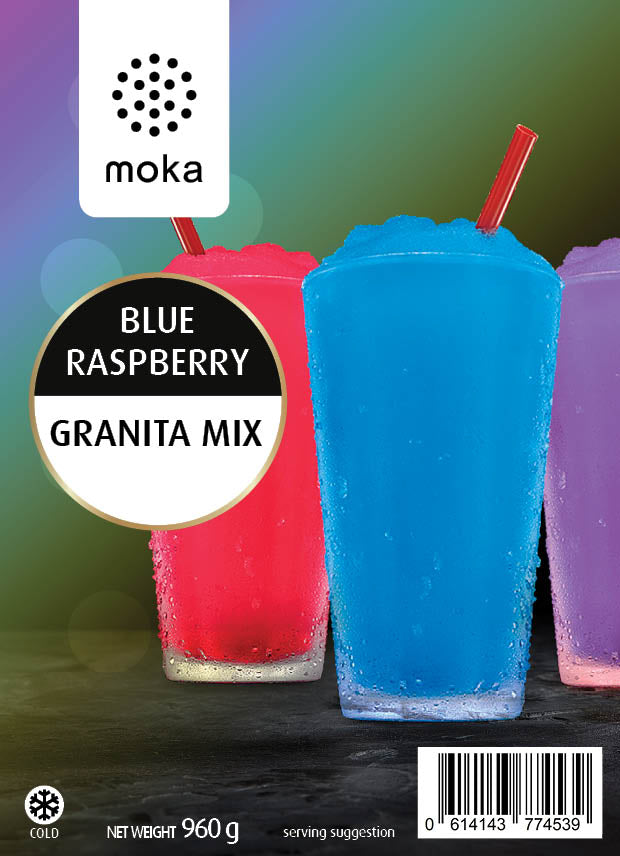 Blue Raspberry Granita Mix