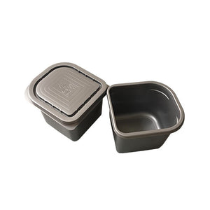 Lid for Disposable Ice Cream Container 2.5 Ltr